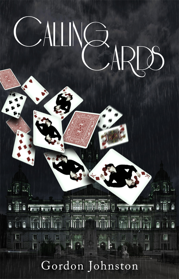 Calling Cards     Signed First Editions now available